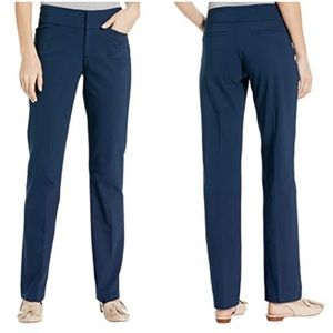 Liverpool Graham Bootcut Trousers in London Navy